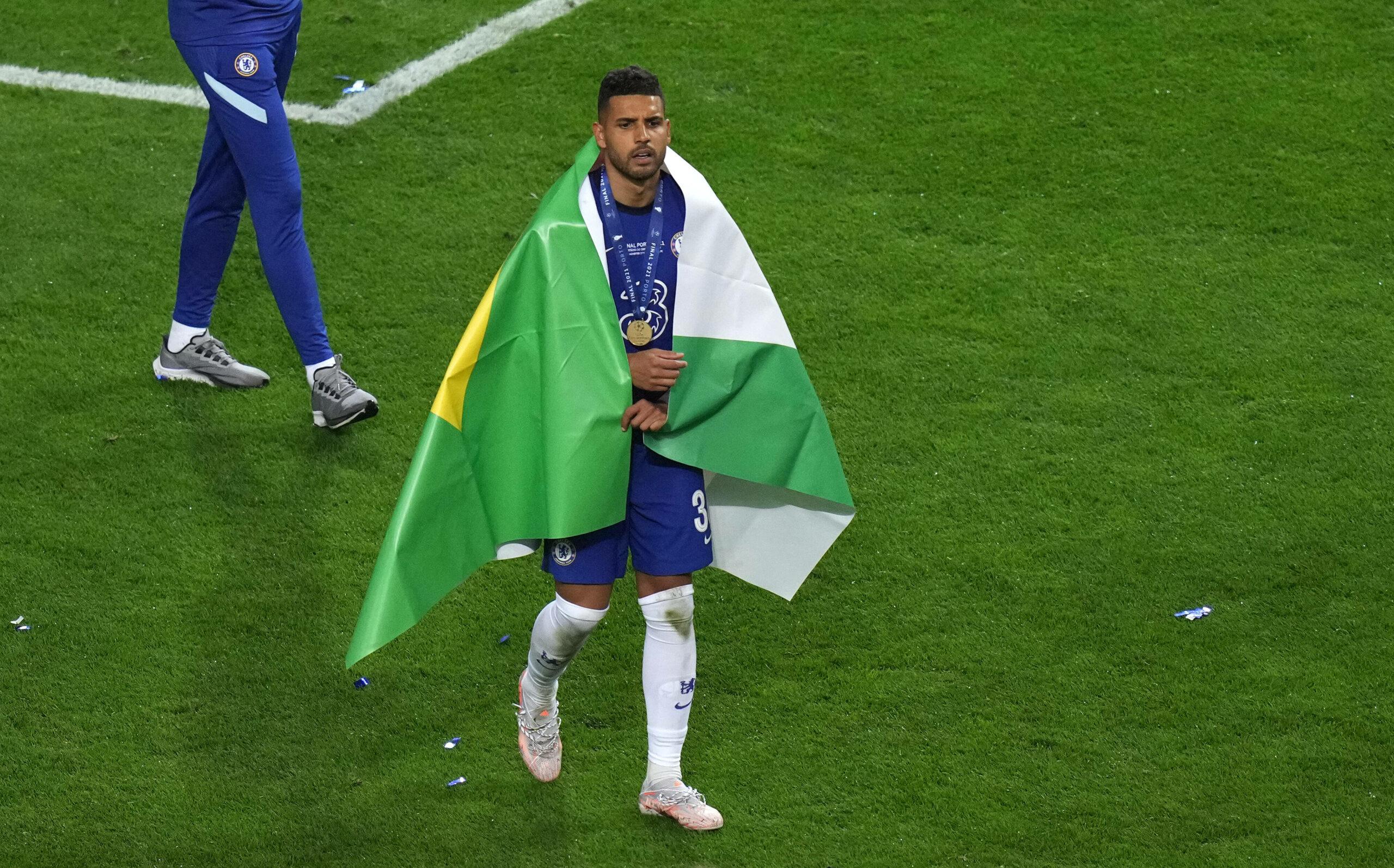 Official: Emerson Palmieri leaves Chelsea