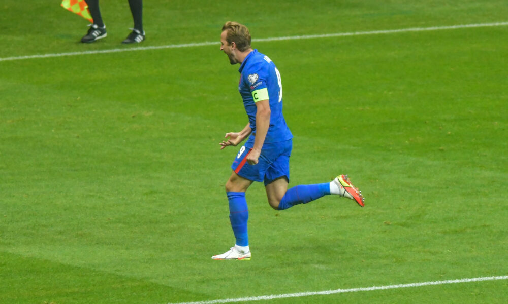 Can Harry Kane become England's all-time top scorer by end of 2022?