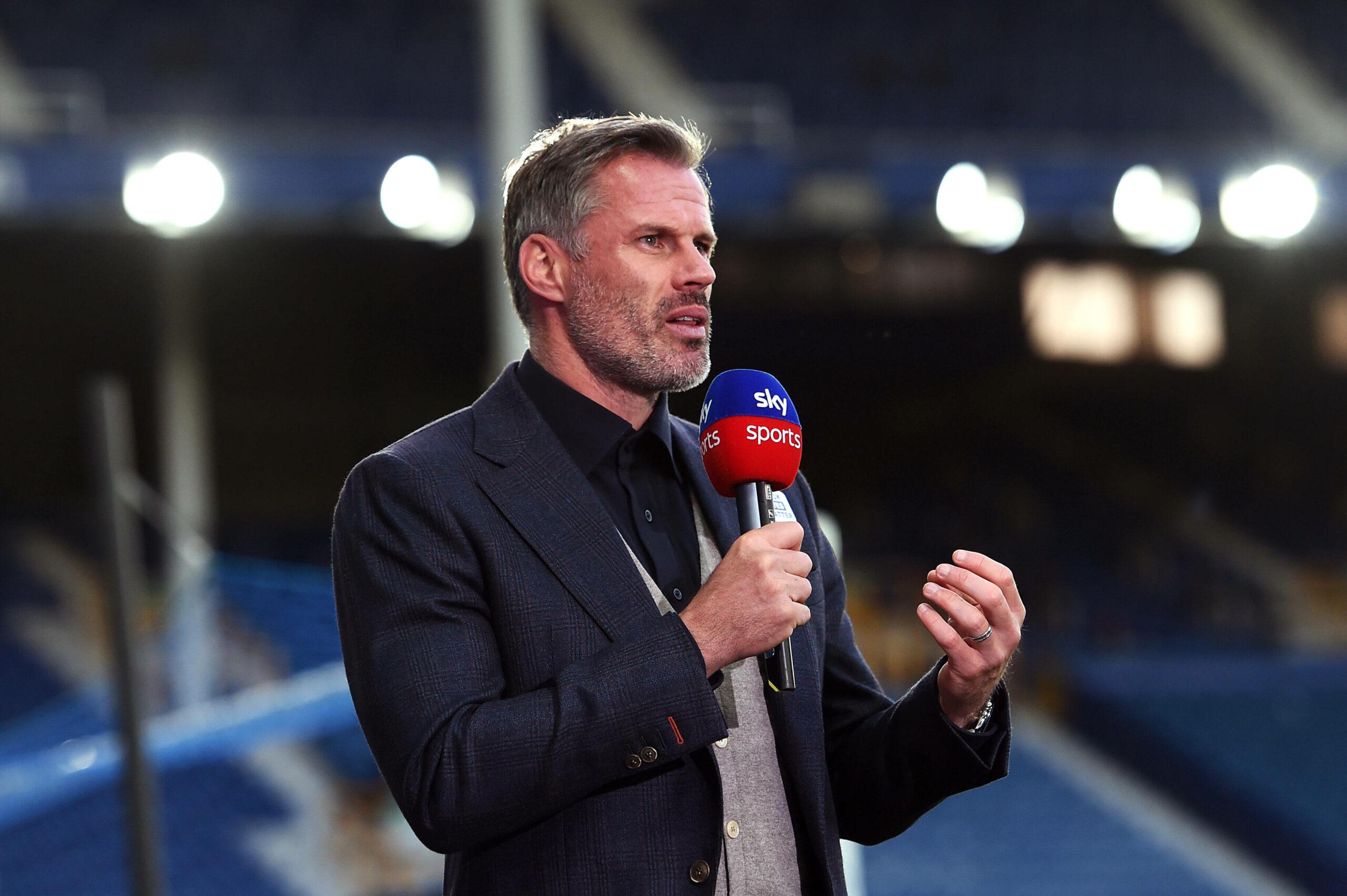 Carragher delivers damning verdict on Tottenham Hotspur