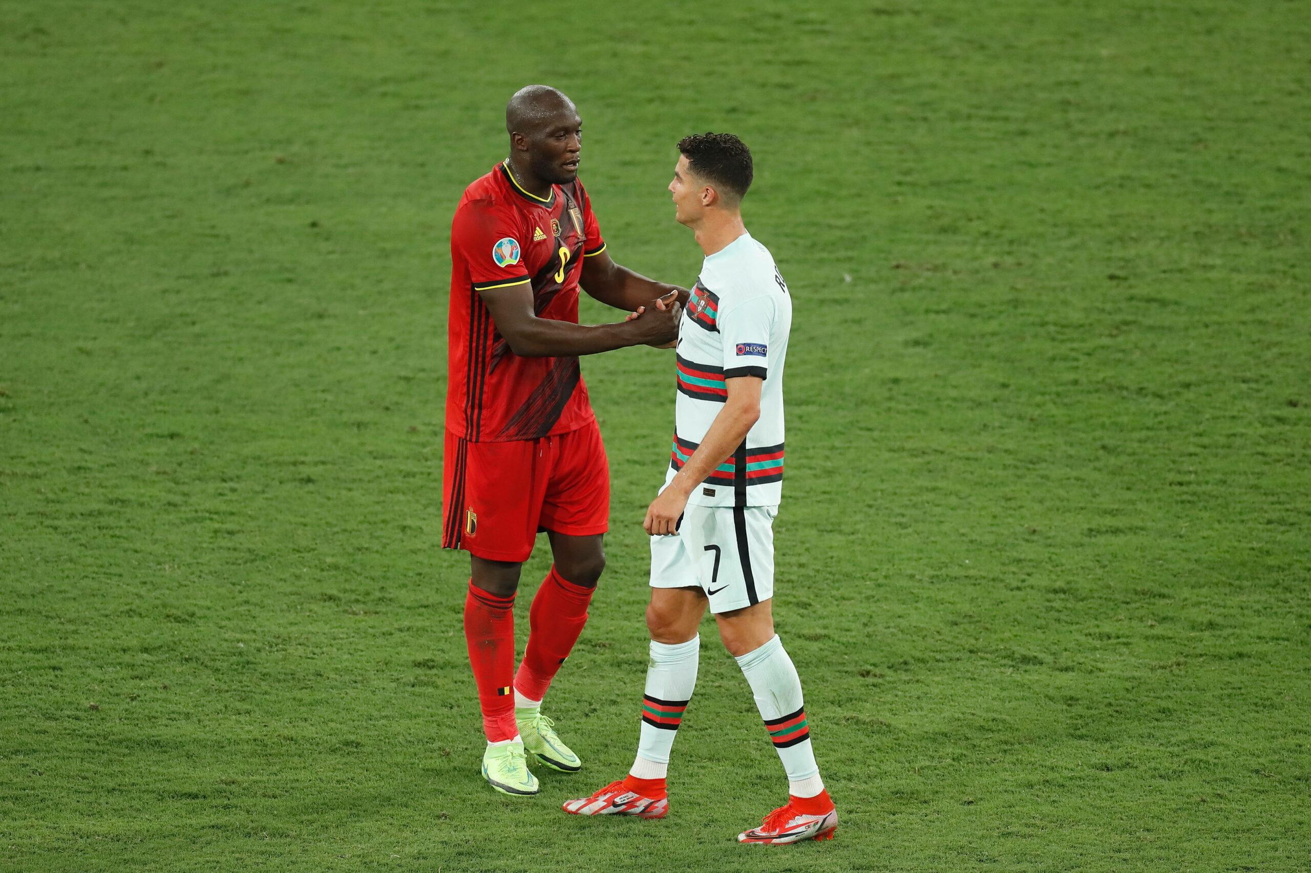 Darren Bent chooses between Romelu Lukaku and Cristiano Ronaldo