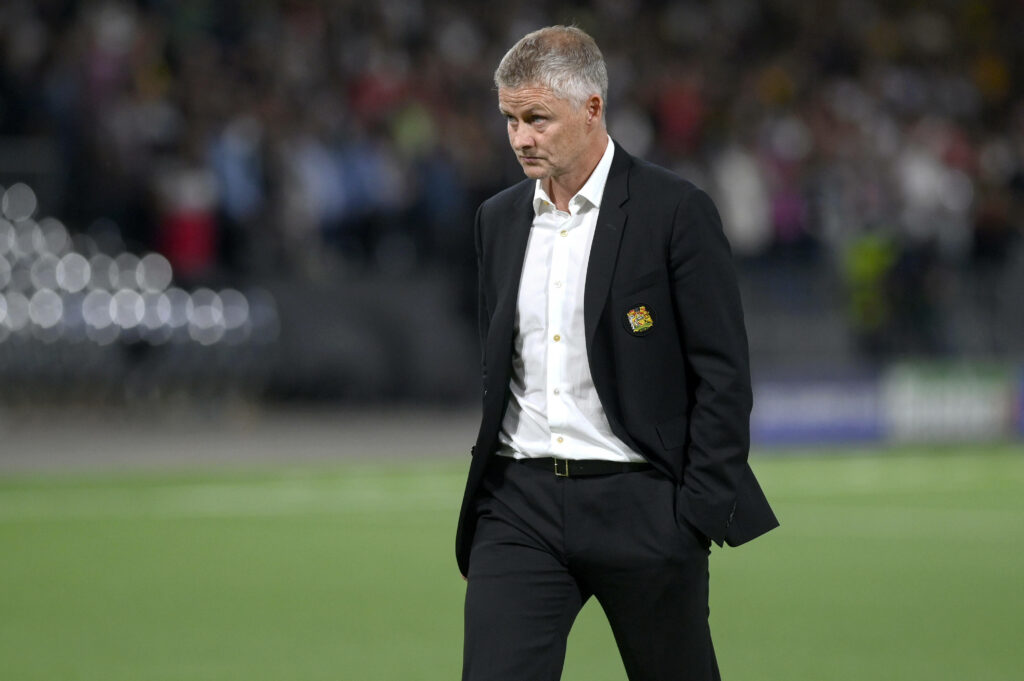 Is Ole Gunnar Solskjaer feeling the heat at Manchester United?