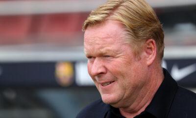 Koeman reveals why Luuk de Jong is better than Neymar for Barcelona